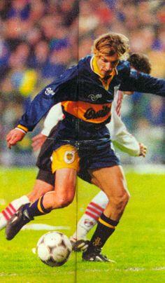 Boca Juniors 1996 - 4 a 1 a riBer - Caniggia