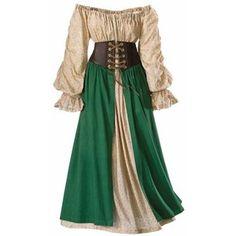 Renaissance Faire Clothing