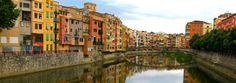 Strolling around gorgeous Girona from VelvetEscape