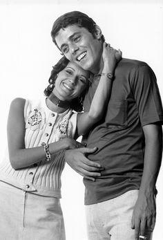 Marieta Severo e Chico Buarque