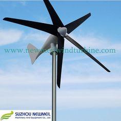 Horizontal wind turbine Marine Wind Turbine /2kw horizontal wind turbine X2000 Wind Power, Solar Power, Close Proximity, Suzhou, Off The Grid, Wind Turbine, Off Grid