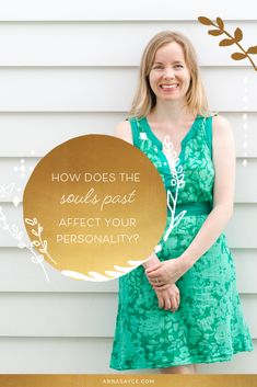 How Does the Soul's Past Affect your Personality? Human Personality, Along The Way, Past, Relationships, Anna, Healing, Events, Collection, Dresses