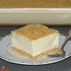 The Famous Woolworth Ice Box Cheesecake – Easyrecipes