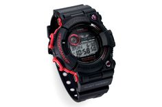 Casio G-Shock Ruby Atomic Frogman: G-Shock has just unveiled a new, limited-edition version of its Frogman model at the Baselworld Amazing Watches, Cool Watches, Watches For Men, G Shock Watches, Casio G Shock, G Shock Frogman, Sport Fashion, Mens Fashion, 35th Anniversary