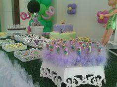 Fun In The Box, Festa infantil, Eventos, Festa a domicilio, Decoração: Tinker Bell para a linda Ana Flávia!!!