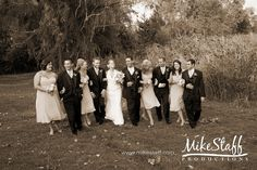 Bridal Party Formals » Wedding Photograhy Portfolio Wedding party