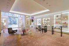 Fendi opens new flagship store in Tokyo at Ginza Six