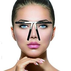 Amazon.com : DZT1968 U Shape Microblading Eyebrow Tattoo Permanent Makeup Manual Blade 18 Needles+Pen (Blue) : Beauty