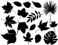 depositphotos_5398551-Foliage-silhouette.jpg (1024×801)