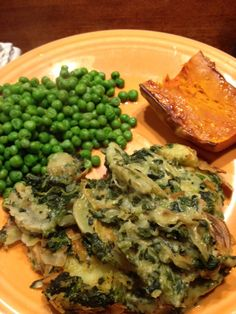Potatoes and Spinach Au Gratin (Vegan, Gluten Free, and Oil Free)