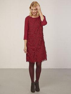 91feb4d85d Womens burgundy dress from White Stuff - £79.95 at ClothingByColour.com