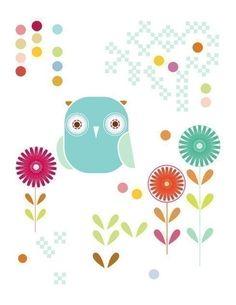 Little Spring Garden by yumiyumi on Etsy, $20.00