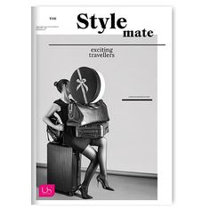 THE Stylemate issue 01 2018 - exciting travellers Higher Design, Coffee Table Books, Things To Come, Travel, Shopping, Style, Swag, Viajes, Destinations