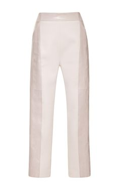 Embossed Leather Snake Pant by Dion Lee - Moda Operandi