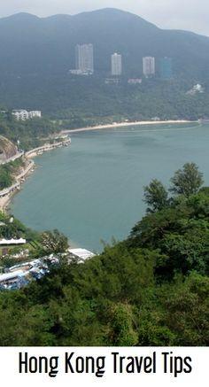 View from Ocean Park to Repulse Bay | 25 Hong Kong Travel Tips