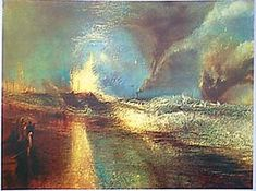 Rockets+&+Blue+Lights+by+J.M.W.+Turner+for+Sale+-+New+Zealand+Art+Prints