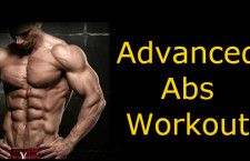 Advanced Abs Workout With 3-5 Reps! (Video )