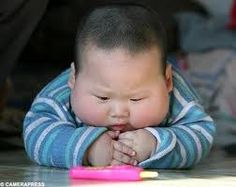 I just want one lick... fat asian baby... teehee!