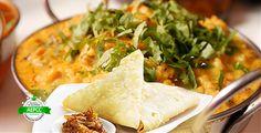 Sabores da Índia à mesa! Refeição para 2 no Restaurante Comida Goesa - Parede!