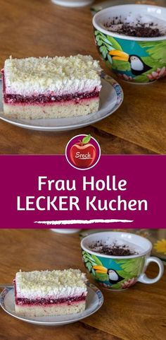 Holle DELICIOUS cake- Frau Holle LECKER Kuchen Ingredients 3 cup / s flour 4 egg (s) 2 cup / s sugar cup oil, (sunflower oil) 1 cup mineral water, with carbonated 3 tsp baking powder - Easy Smoothie Recipes, Easy Smoothies, Snack Recipes, Apple Recipes, Pastry Recipes, Cupcake Recipes, Fall Desserts, Delicious Desserts, Sunflower Cakes
