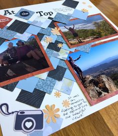 IMG_5164 copy #pagelayout #creativememories #scrapbooking