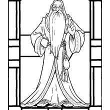 Harry Potter In The Classroom Coloring Pages Hellokids Com Harry Potter Coloring Pages Harry Potter Colors Coloring Pages