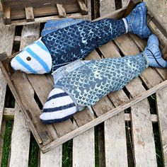 Wonderful Pics sewing tutorials upcycling Strategies Sewing tutorial: Upcycled sweater and denim fish pillow, with free pattern – Sewing Sewing Patterns Free, Free Sewing, Sewing Tutorials, Sewing Crafts, Free Pattern, Pattern Sewing, Sewing Ideas, Sewing Projects, Sewing Toys