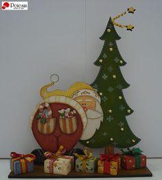 Noel de Bumbum pra frente by POIESIS - Mogi das Cruzes, via Flickr