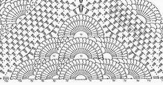 NOESIES HOBBY: russische sjaal met gratis patroon