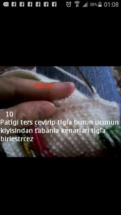 Tunisian Crochet, Mavis