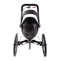 phil&teds sub 4 jogging stroller rear view