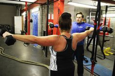 Get personal training from a personal trainer in Cork City. Visit http://atthefitnesscentre.ie/personal-training/