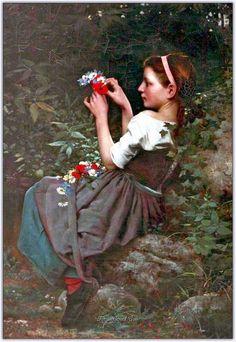Charles Victor Thirion (1833 - 1878) | Fransız Ressam - Forum Gerçek