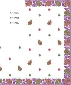 New Saree Embroidery Design 2021: Download online - EMBDISK