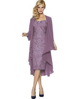 Belle House Lace Chiffon Tea Length Gown Mother Of The Bride Dresses Mauve Belle House http://www.amazon.com/dp/B01C2MDQ54/ref=cm_sw_r_pi_dp_i2xaxb15CEYH9