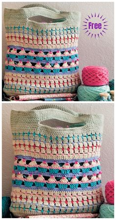 How To Crochet A Shell Stitch Purse Bag - Crochet Ideas Free Crochet Bag, Crochet Market Bag, Crochet Shell Stitch, Crochet Tote, Crochet Handbags, Crochet Purses, Crochet Crafts, Crochet Projects, Bag Patterns To Sew