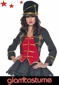 March On Toy Soldier Costume