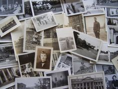 50 Viintage Photographs  1900s-1950s by ShaneLilyRain on Etsy
