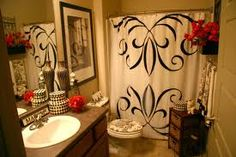 1000 images about paris themed bathroom on pinterest for French themed bathroom