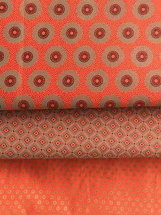 Tribal Fabric, Three Cats, African Fabric, Different Patterns, Pattern Wallpaper, Orange, Knit Crochet, Cotton Fabric, Geek Stuff