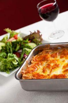 Traditional Gluten Free Lasagna | Gluten Free Recipes | Gluten Free Recipe Box
