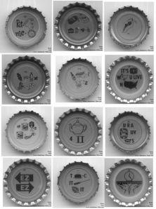 ce770680414 58 Best Lucky Bottle Cap Puzzles images