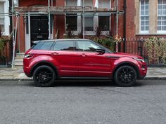 Range rover SV4 evoque. I'll admit it, I could probably dig on this. you know, with my spare cash I have lying around.