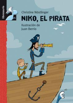 Niko ya mide más de un metro de altura, así que ya puede navegar a bordo del barco pirata de su padre. Tal y como marca la tradición, algún día Niko también será capitán. Pero a Niko lo que le gusta es cocinar y, quizá, tenga otros planes.