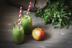 Frullato detox: la ricetta dello smoothie verde per dimagrire  - Gioia.it