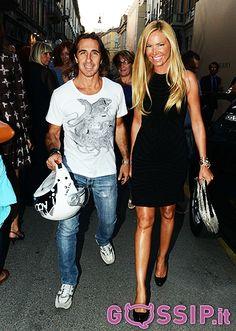 Federica Panicucci e Mario Fargetta felici alla Vogue Fashion Night 2012 a Milano: le foto - Foto e Gossip by Gossip News