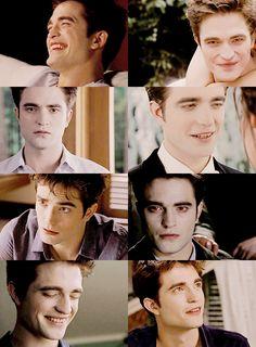 """ Edward Cullen's face appreciation [Breaking Dawn Pt 1] """