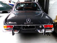 Mercedes-Benz 280 SL / W113 Pagode (1968-1971) US-Version
