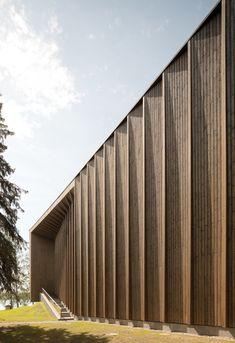 MX-SI architectural studio – Serlachius Museum Gösta Pavilion