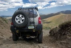 Back-up Camera Options? - Page 12 - Second Generation Nissan Xterra Forums Nissan Xterra, Camping Survival, Car Accessories, Offroad, Ladder, Moose, 4x4, Monster Trucks, Google Search